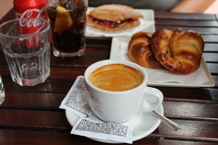 Podnikatelský záměr kavárna vypracovaný kvalitne